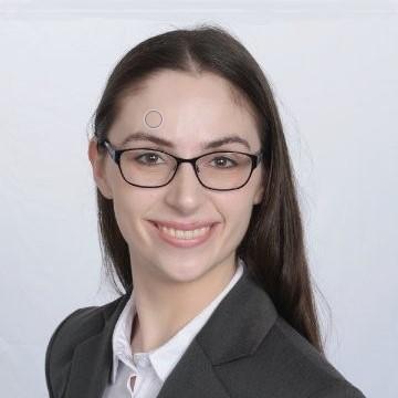 Shannon Dillon, Senior Surface Lab Technician